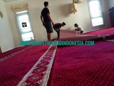 jasa pasang karpet