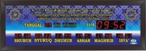 jual jam digital masjid di banten