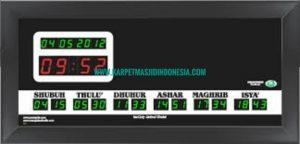 jam masjid digital di tangerang