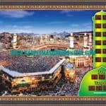 jam masjid digital murah
