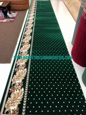 karpet masjid roll tebal