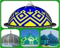 jual kubah masjid bekasi