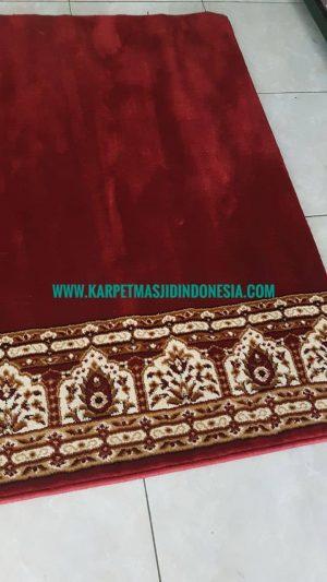 karpet masjid di banten
