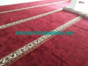 karpet masjid rajakhan